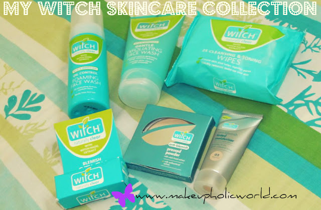 My Witch Skincare and Makeup Collection!!!!!