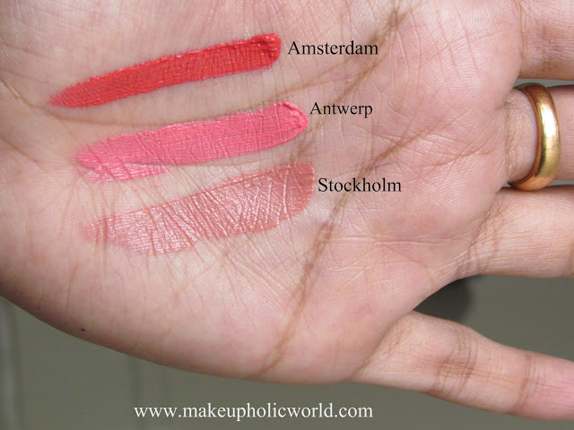 buy nyx soft matte lip creams india