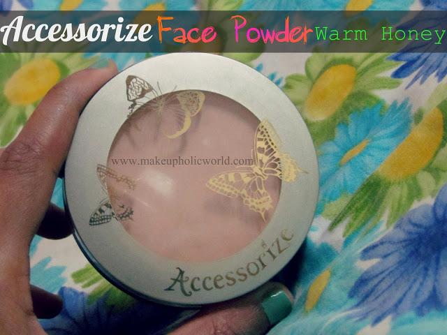 Accessorize Face Powder Warm Honey