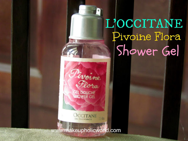 Lóccitane  Pivoine Flora Shower Gel