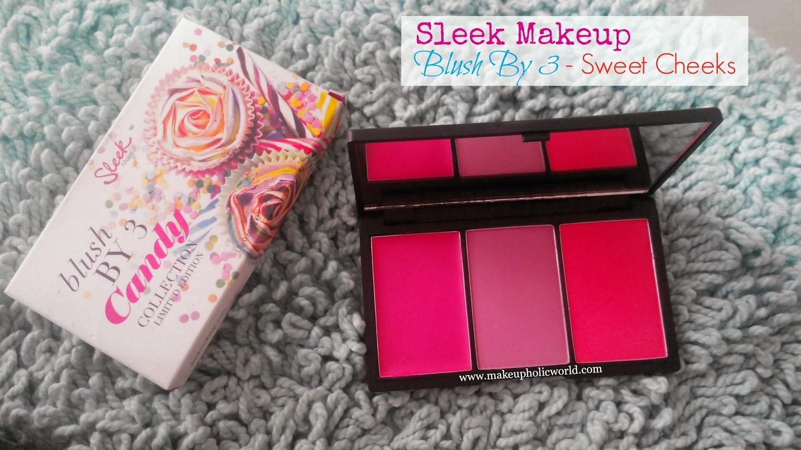 Sleek Makeup Blush By 3 – Sweet Cheeks