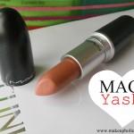 MAC Matte Lipstick : Yash