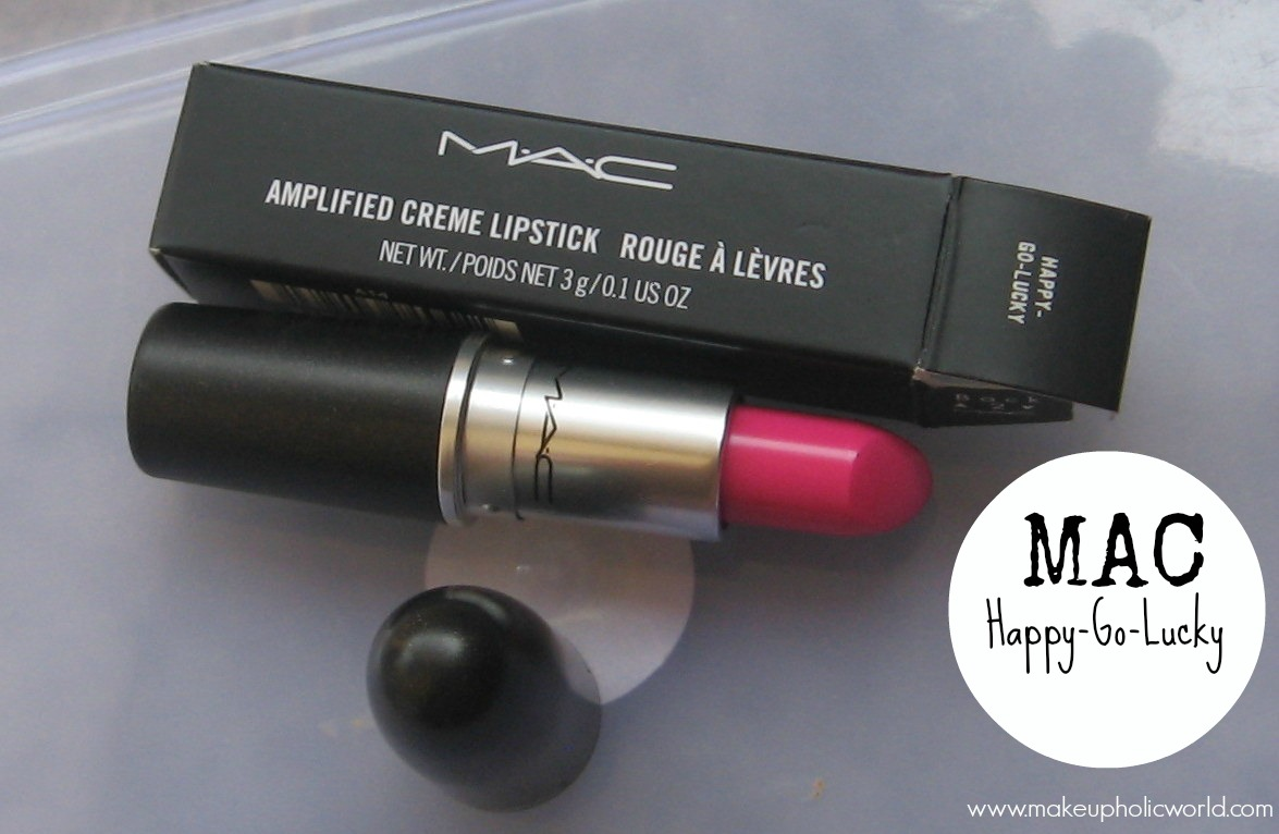 MAC Playland Collection Lipstick – Happy Go Lucky