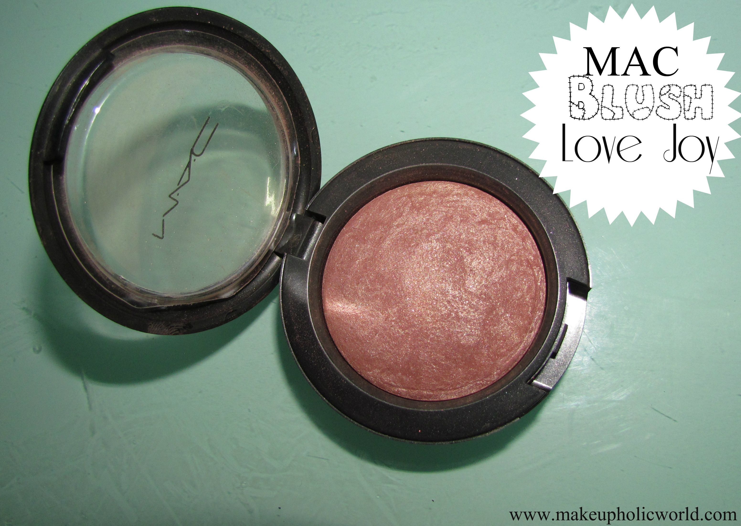 MAC Mineralize Blush – Love Joy
