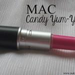 MAC lipstick – Candy Yum-Yum