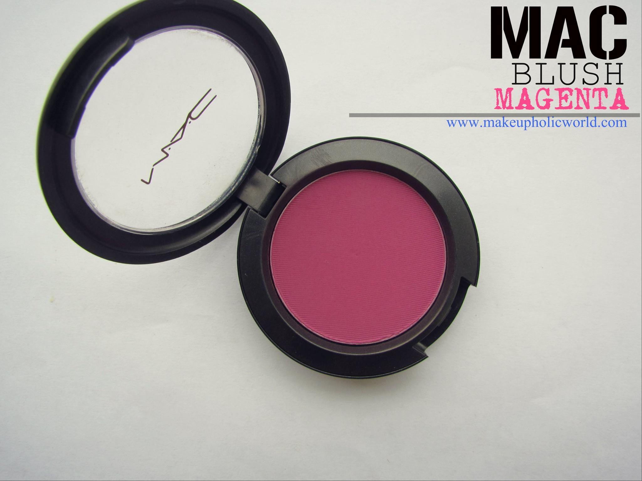 MAC Powder Blush – Magenta
