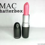 MAC Lipstick – Chatterbox
