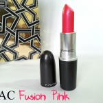 Mac Pro Collection Lipstick : FUSION PINK