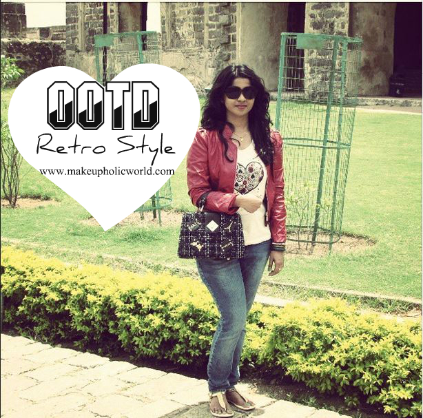 OOTD : In a Retro Style