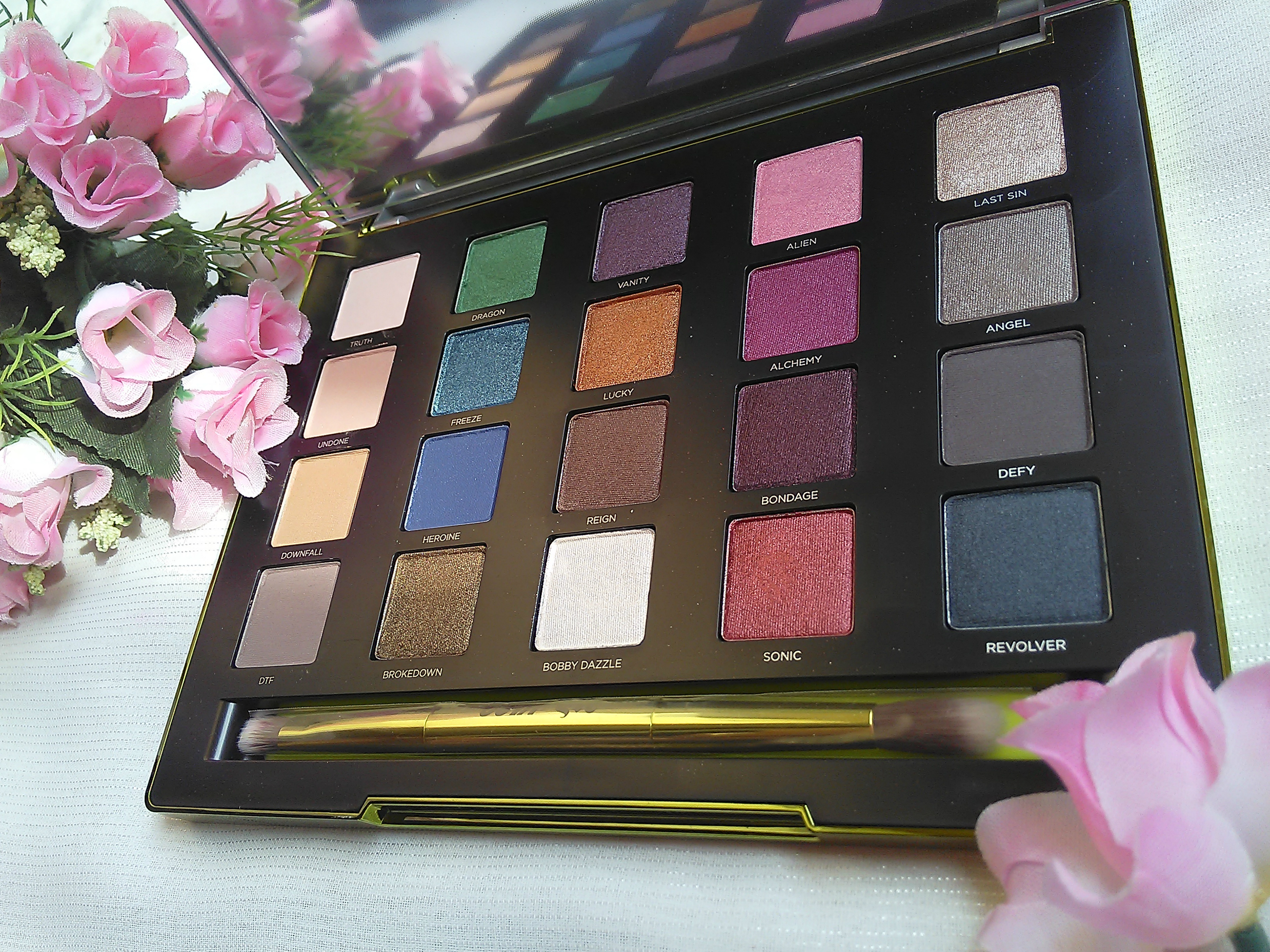 Urban Decay Vice 3 Palette – The most beautiful Palette from Urban Decay ever!!!