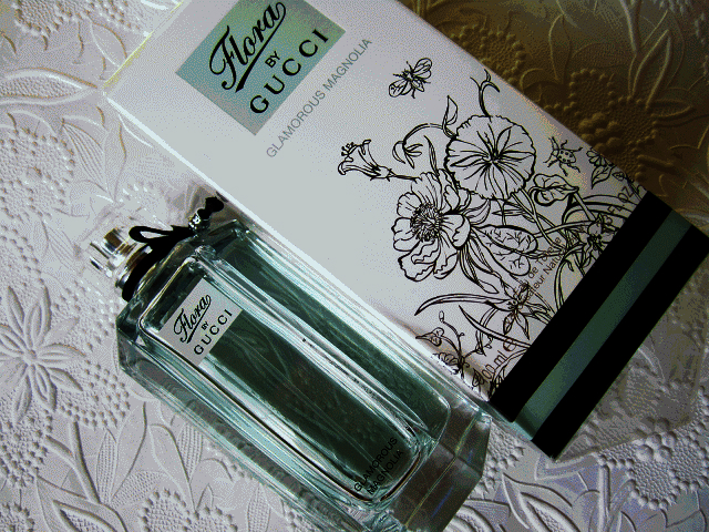 Flora By Gucci – Glamorous Magnolia EDT