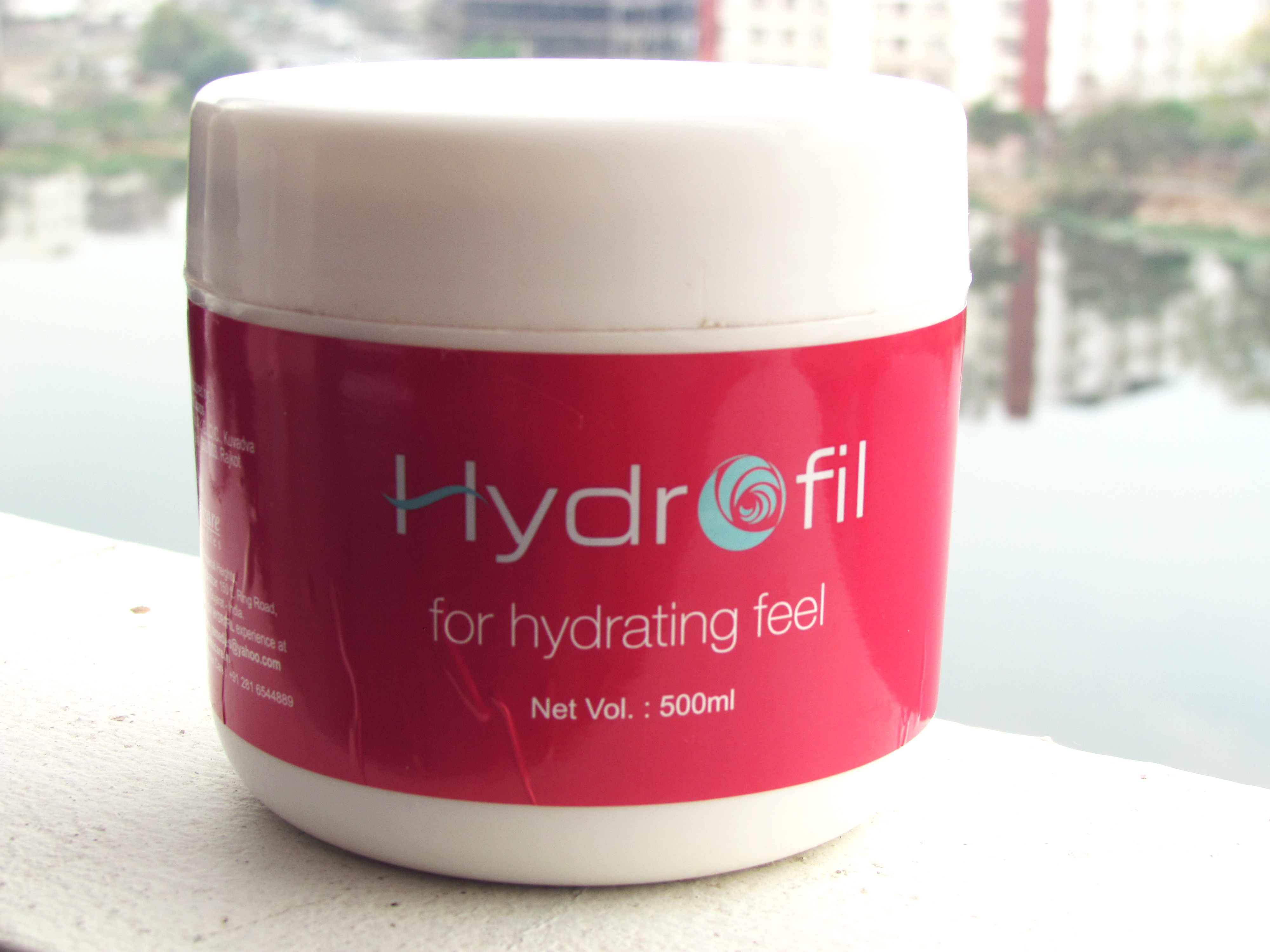 Ethicare Remedies – Hydrofil Cream Review