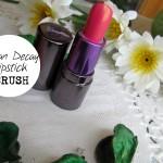 Urban Decay Revolution Lipstick – Crush