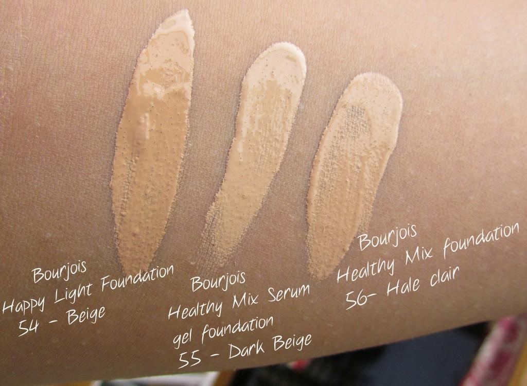 My Top 3 Bourjois Foundations Makeupholic World