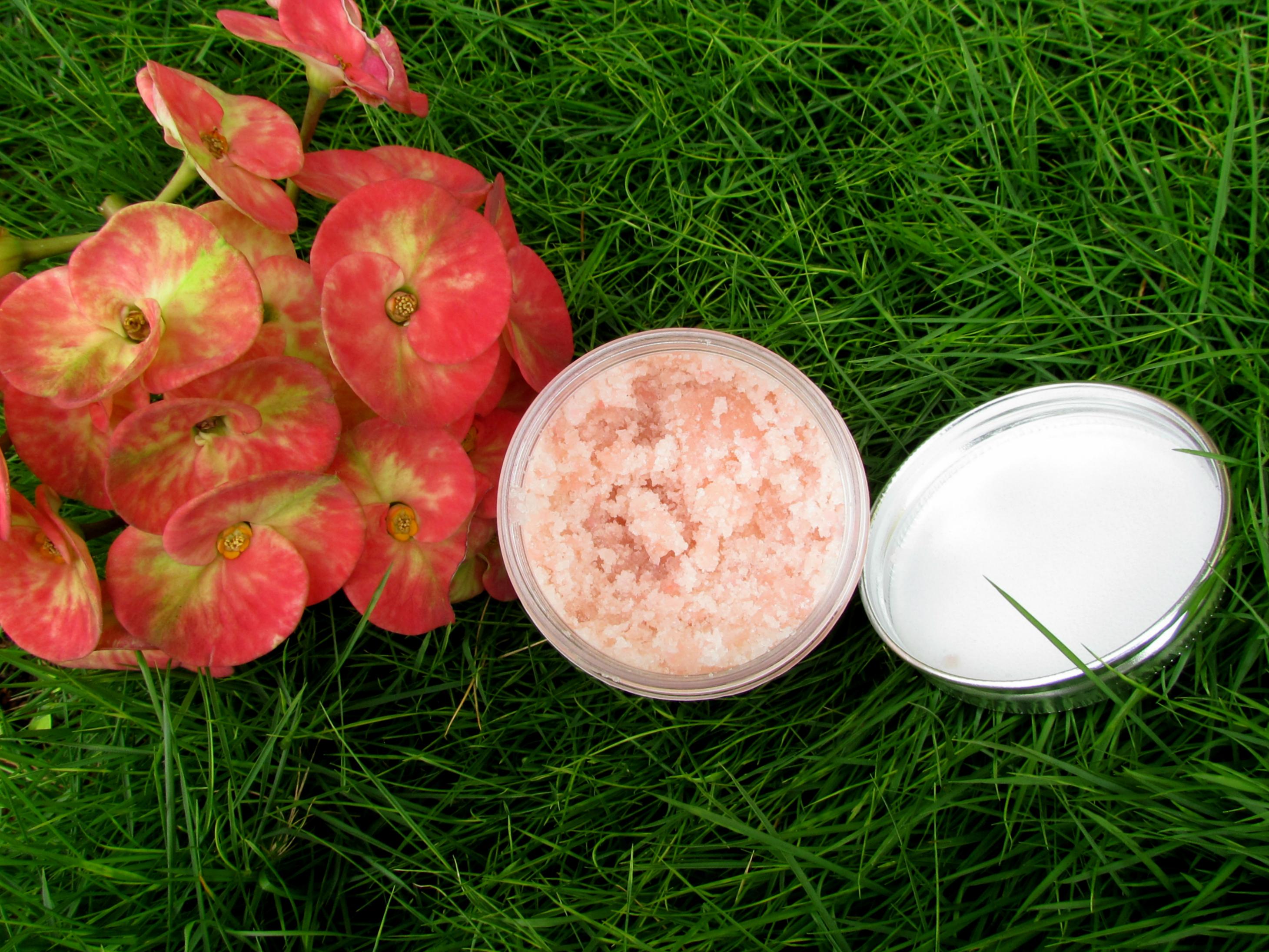 Gia Bath & Body Works Coconut Rose Body Polish