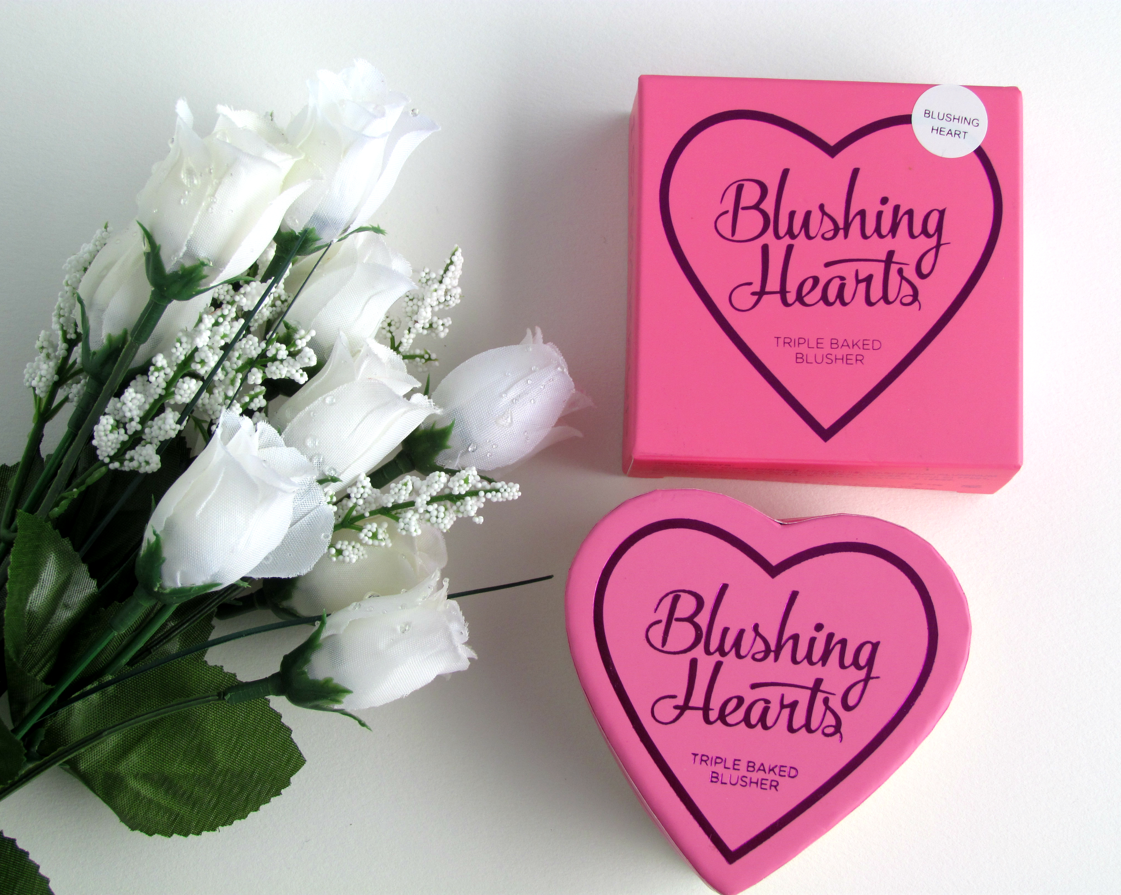 Makeup Revolution I ♡ Makeup Blushing Hearts – Blushing Heart