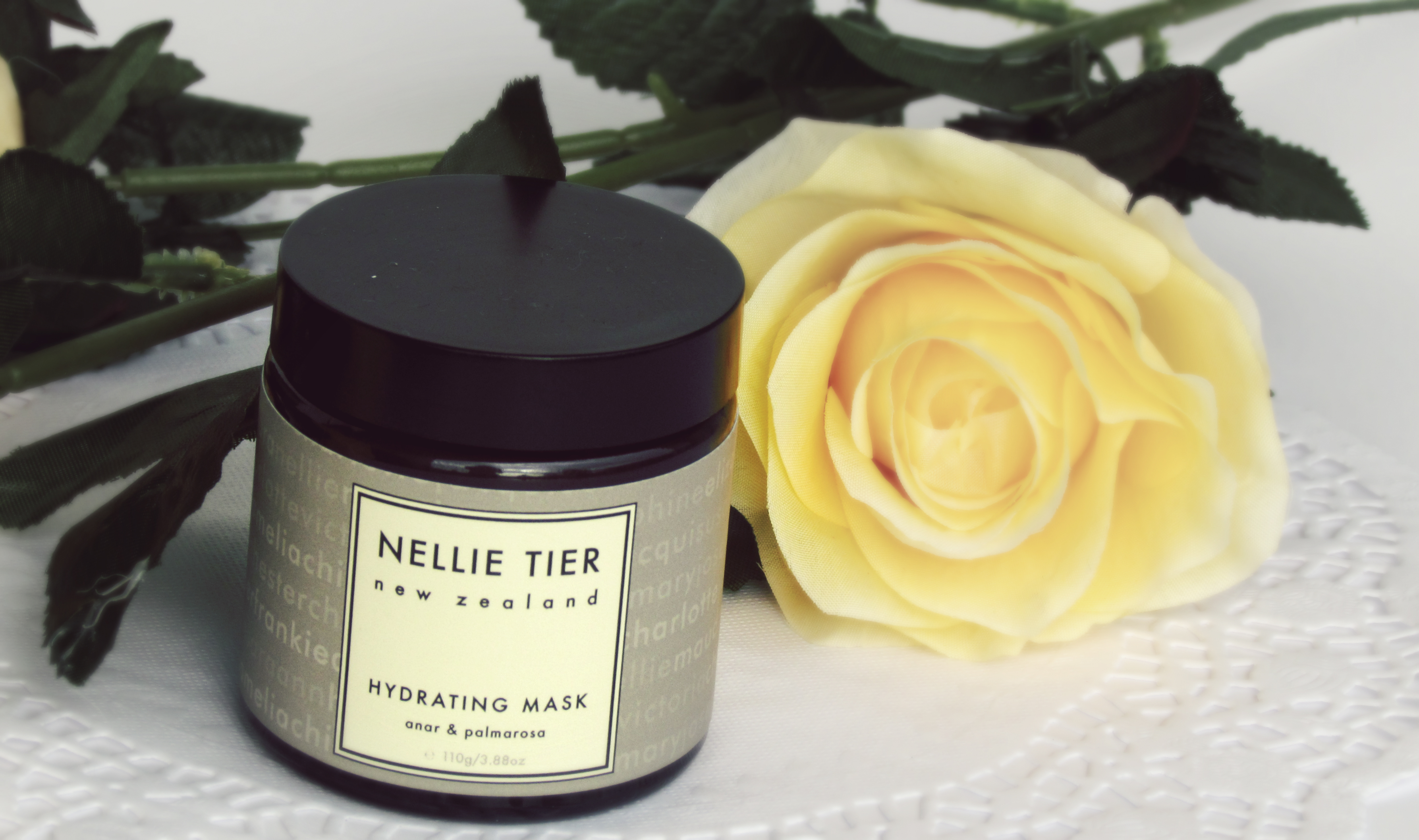 NELLIE TIER  Anar & Palmarosa Hydrating Mask