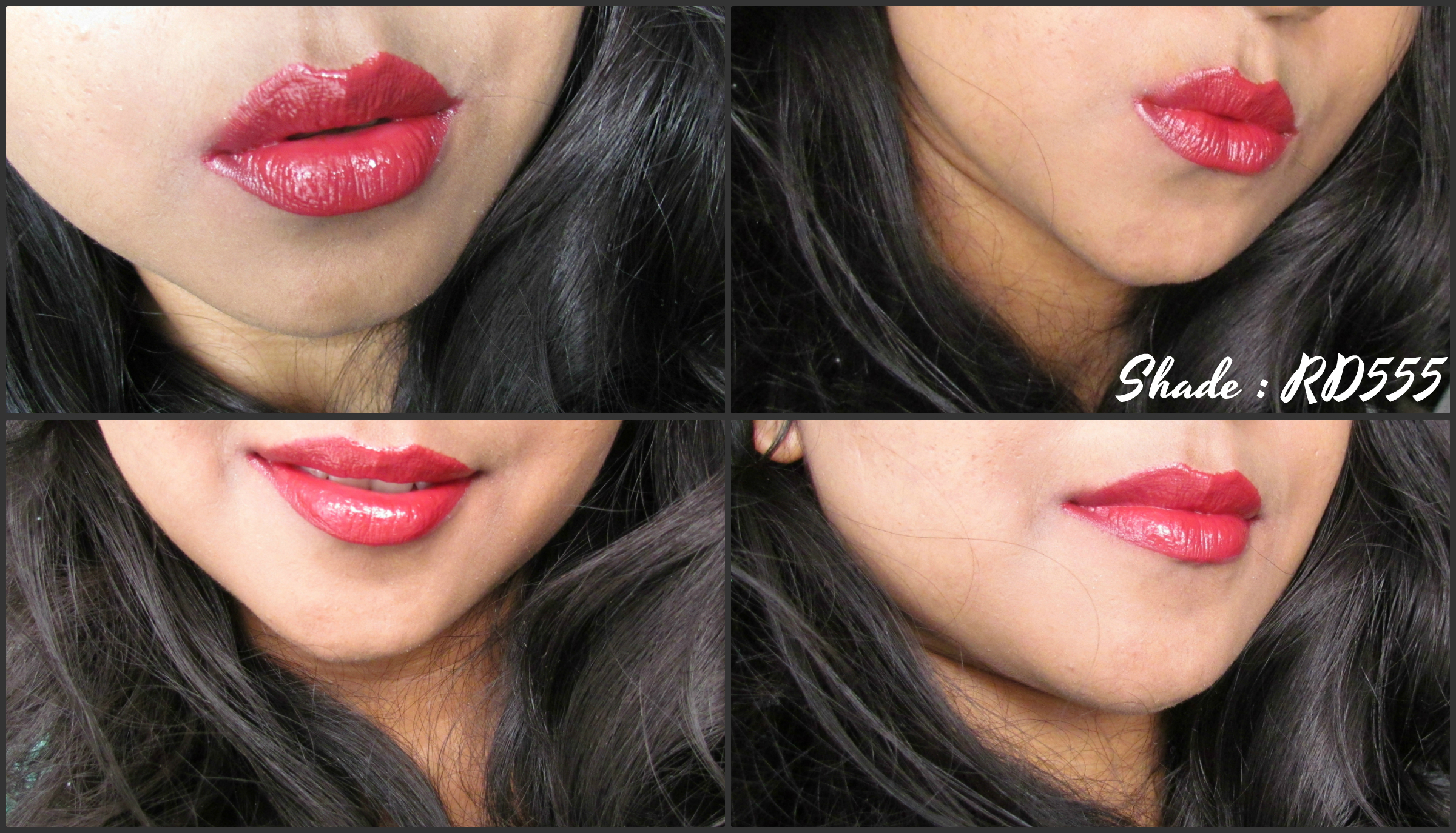 Za Vibrant Moist Lipsticks – Swatches, Review & LOTDs
