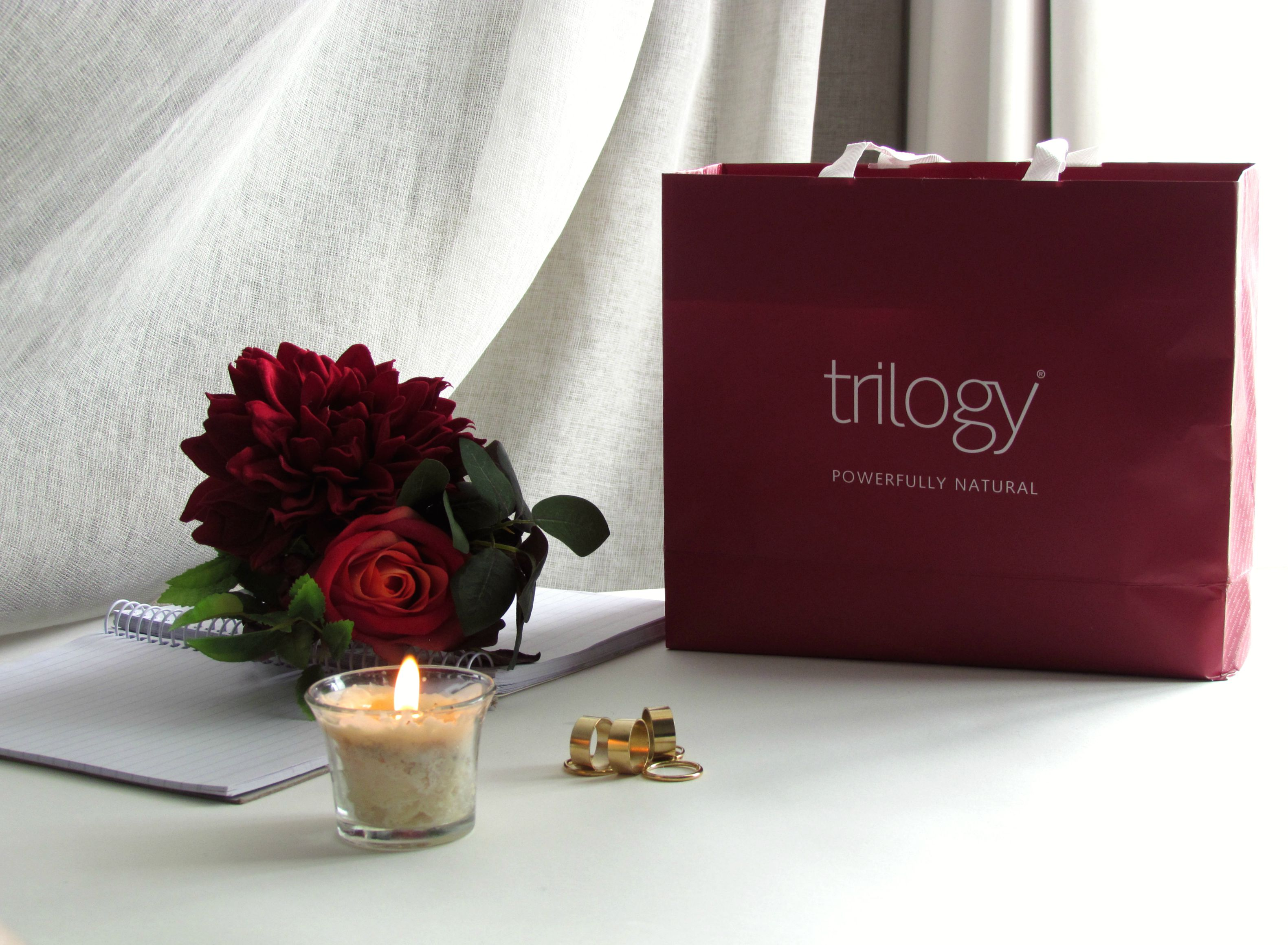 #trilogylove – Starting a new skincare routine….