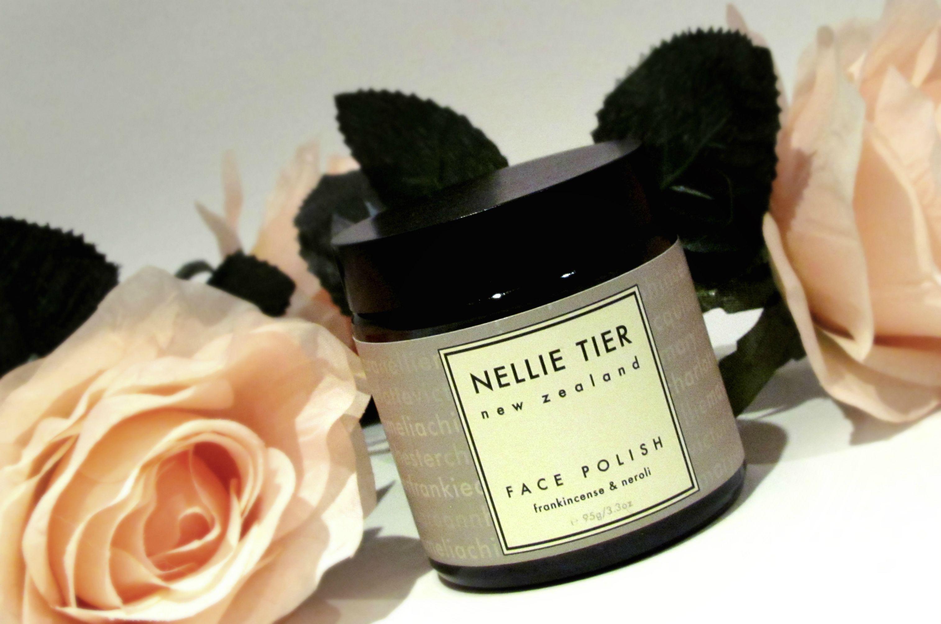 Nellie Tier Frankincense & Neroli Face Polish | Review
