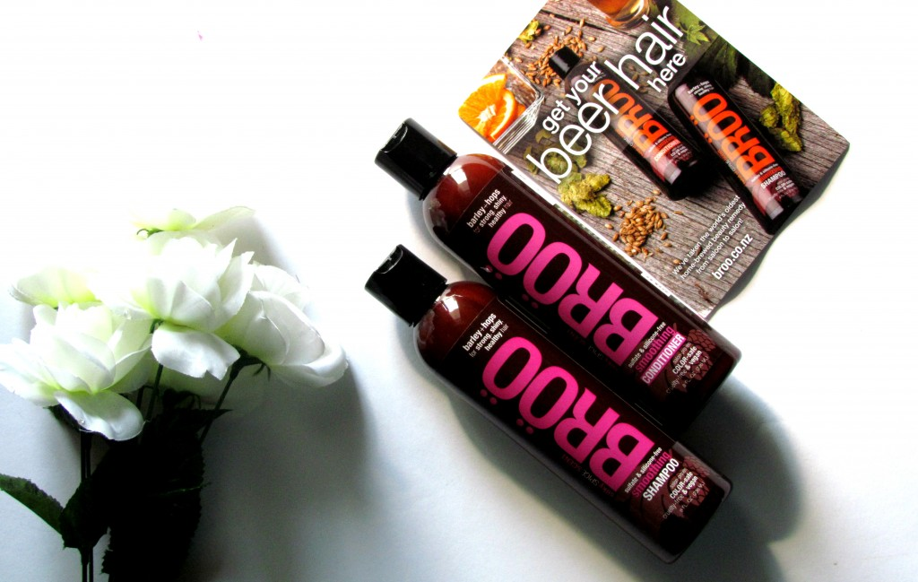 BRÖÖ SMOOTHING India Pale Ale Shampoo & Conditioner| Review