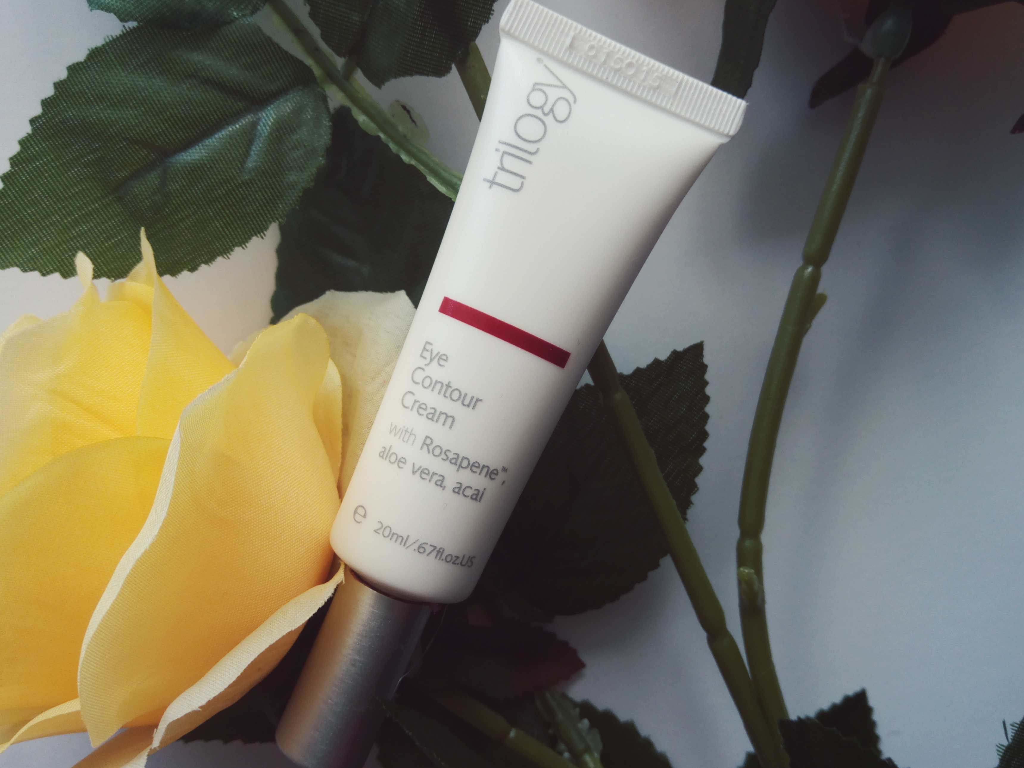 Trilogy Eye Contour Cream | Review