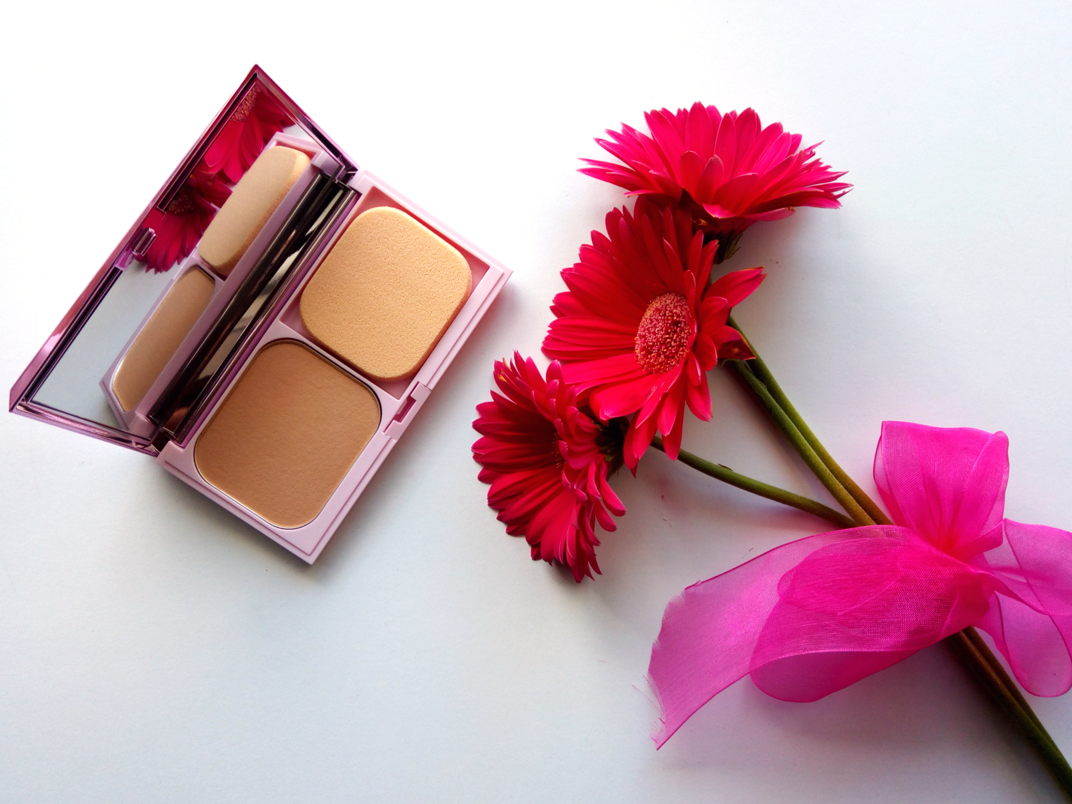 Za Airy Flawless Powder Foundation – OC30 Healthy Ivory| Review