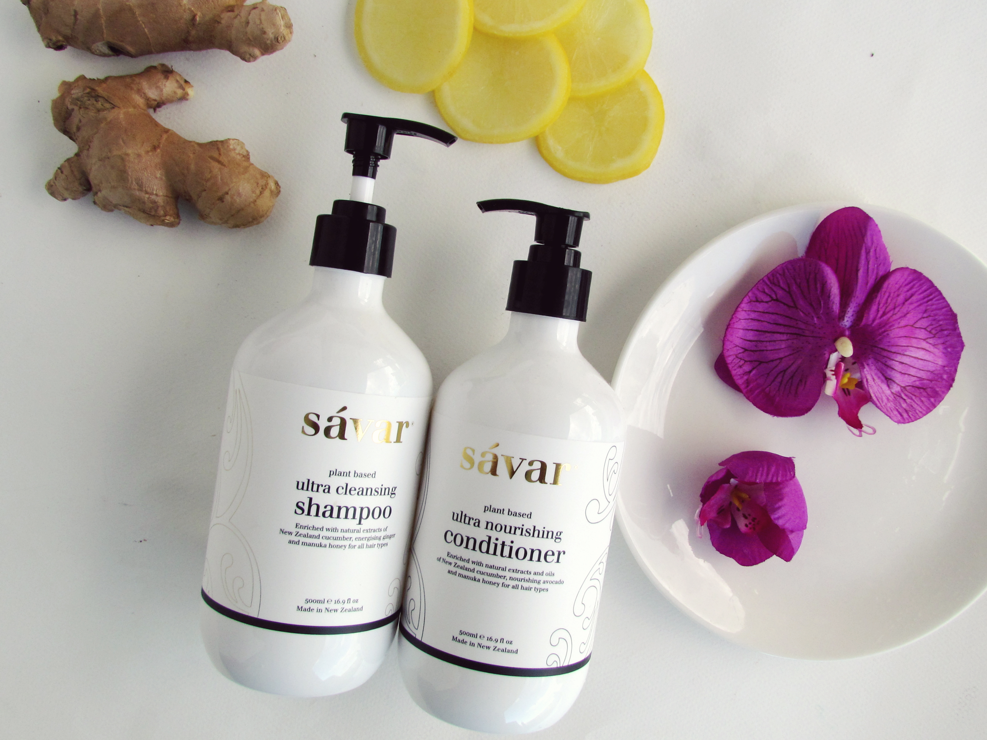 Savar Ultra Cleansing Shampoo & Ultra Nourishing Conditioner | Review