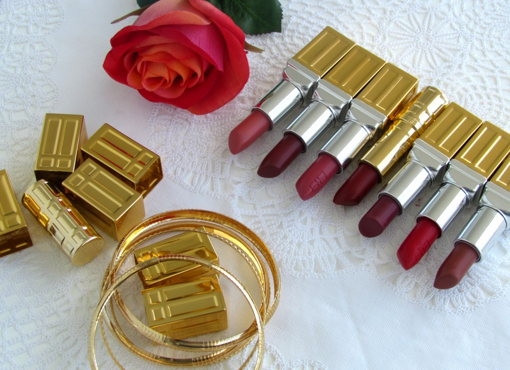 7 Elizabeth Arden Lipsticks Review Swatches Amp Lotd