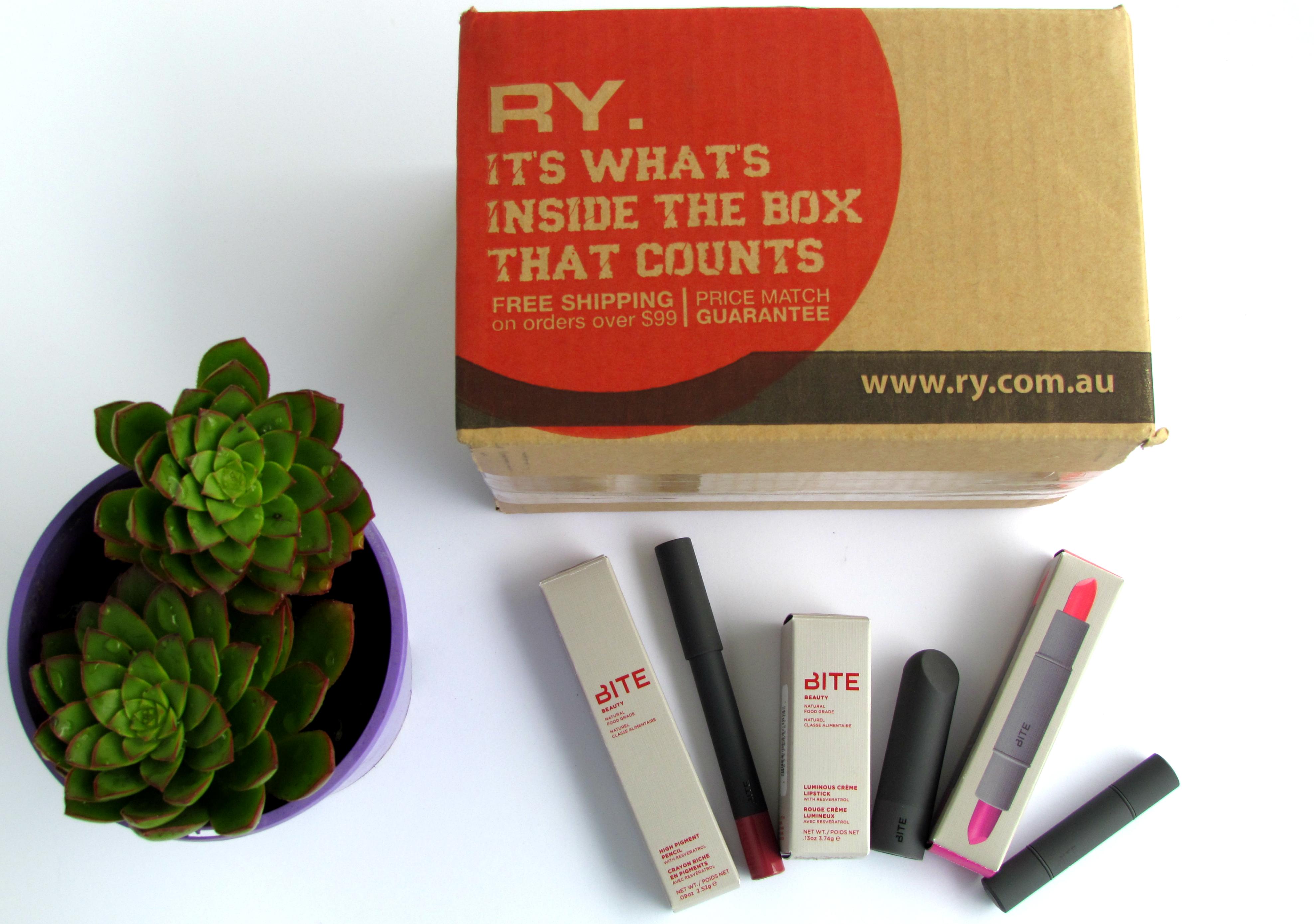 ry.com.au Haul | Website Online Shopping Experience
