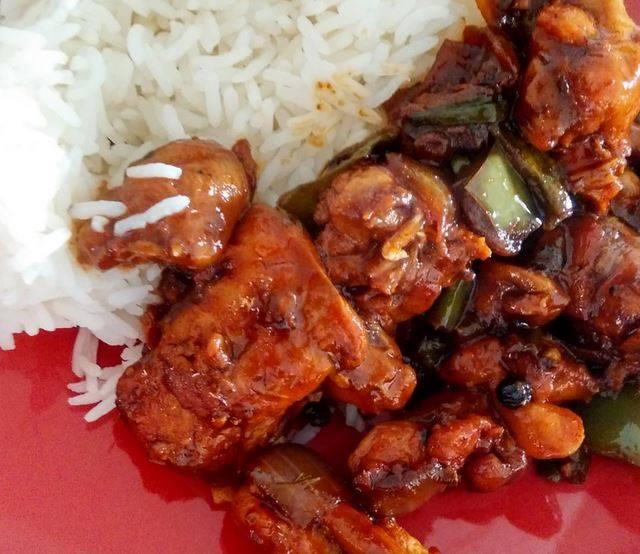 Easy Chilli Chicken | Recipe