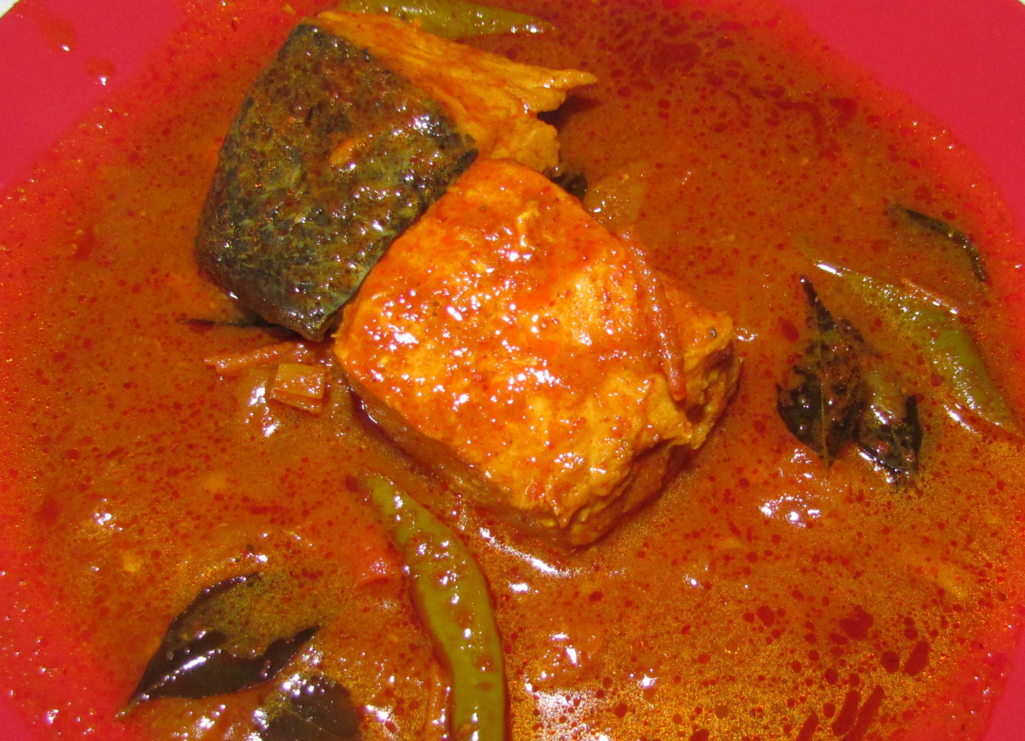 Kerala Fish Curry | Recipe