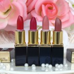 Estee Lauder Be Envied 4-piece Pure Color Envy Sculpting Lipstick Collection