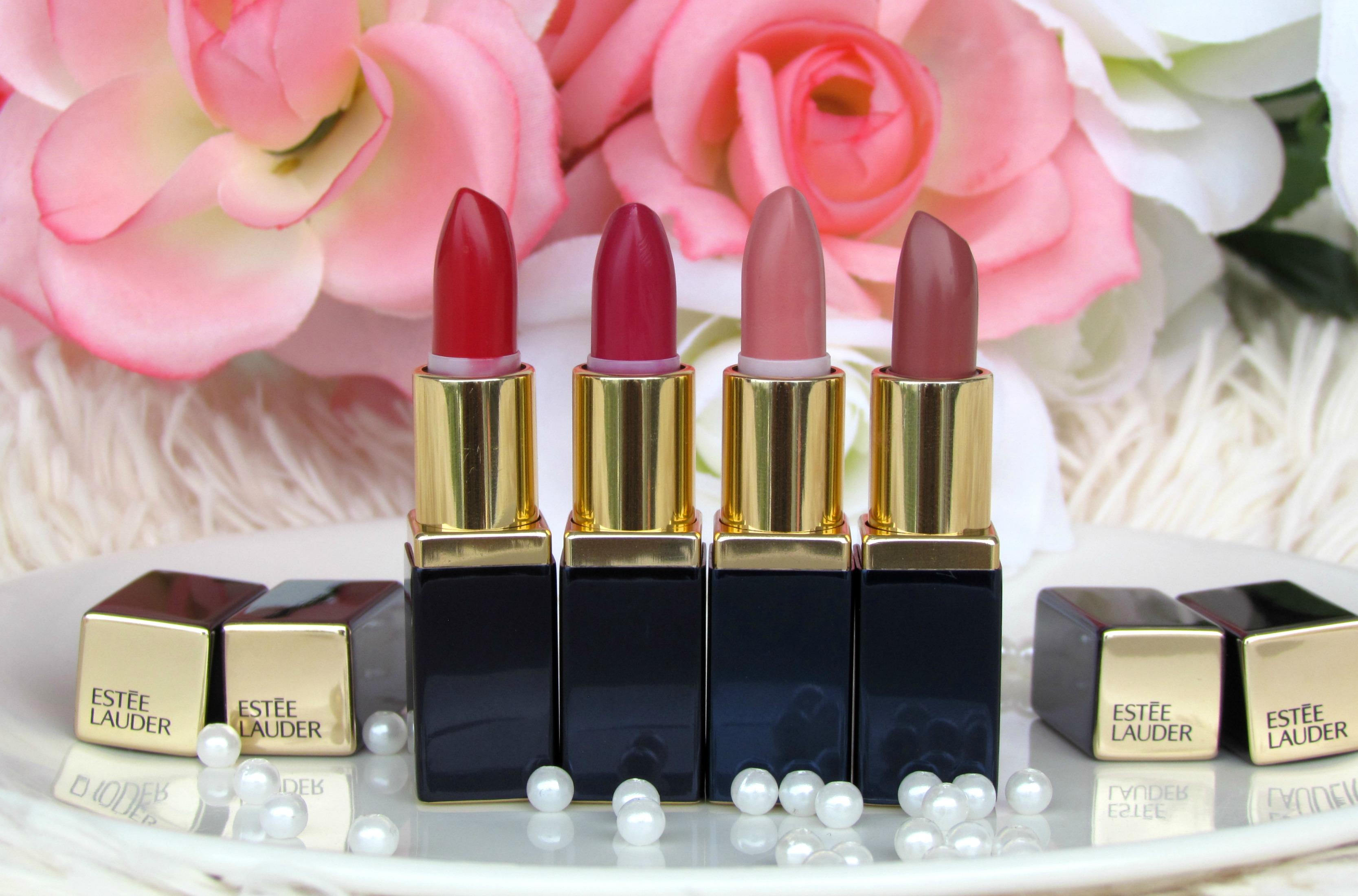 Estee Lauder Be Envied 4-piece Pure Color Envy Sculpting Lipstick Collection