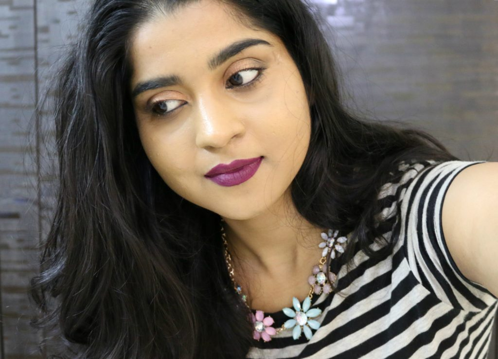 MAC Oh Lady liquid lipstick review