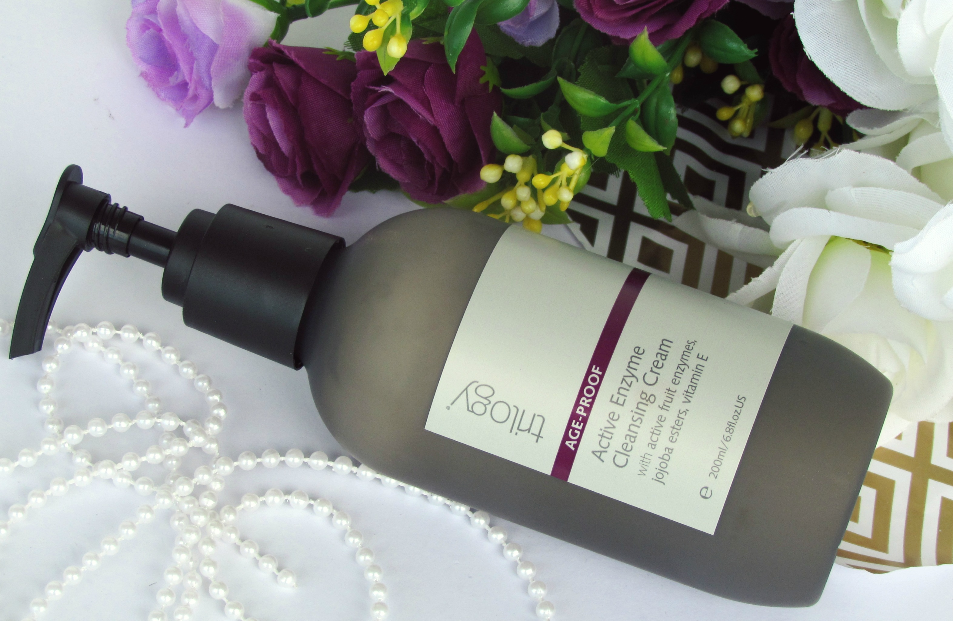 Trilogy Age-Proof Active Enzyme Cleansing Cream| Review