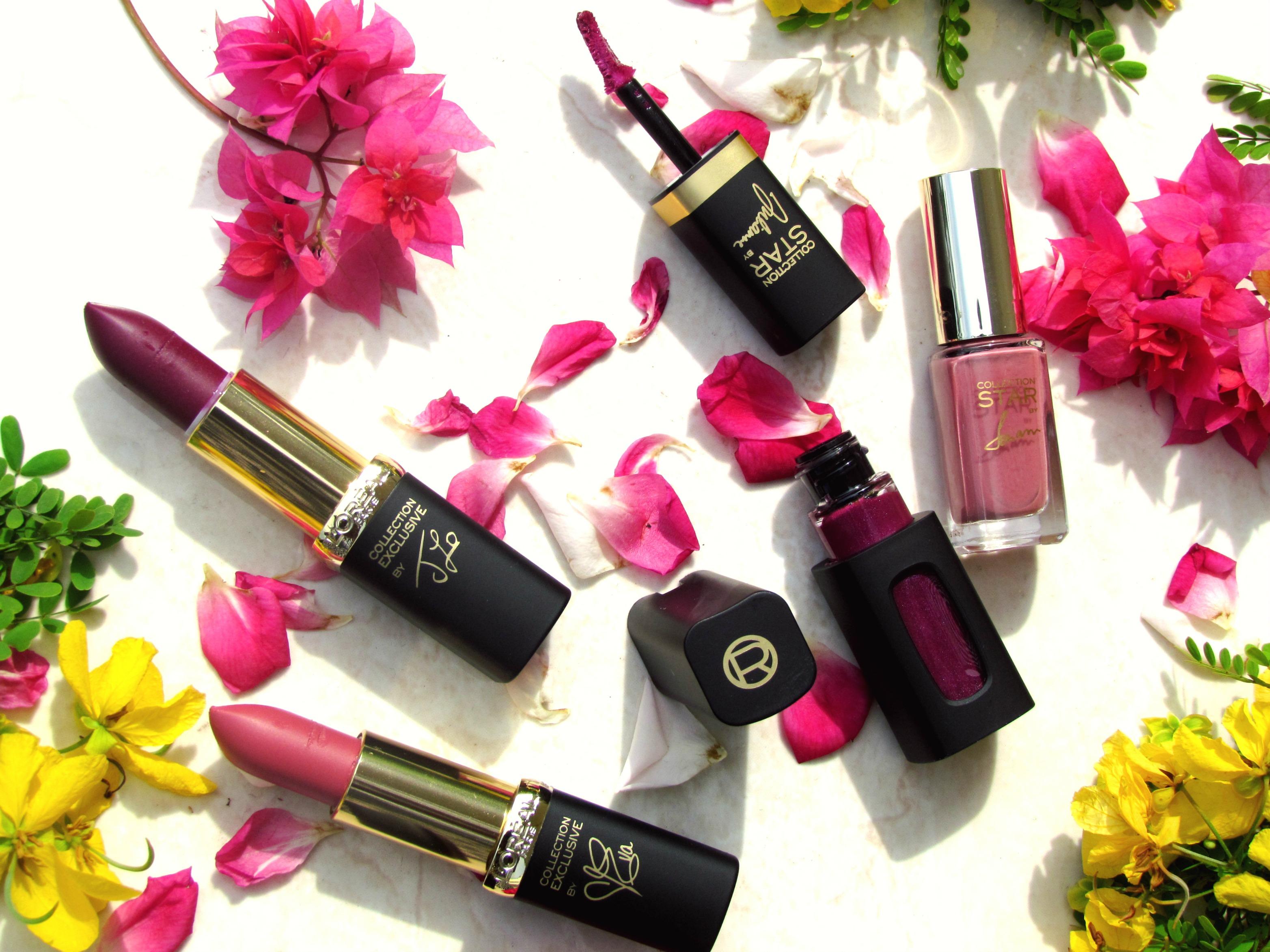 L'Oreal Paris Color Riche Star Pinks La Vie En Rose Collection – Swatches, Review, LOTDs