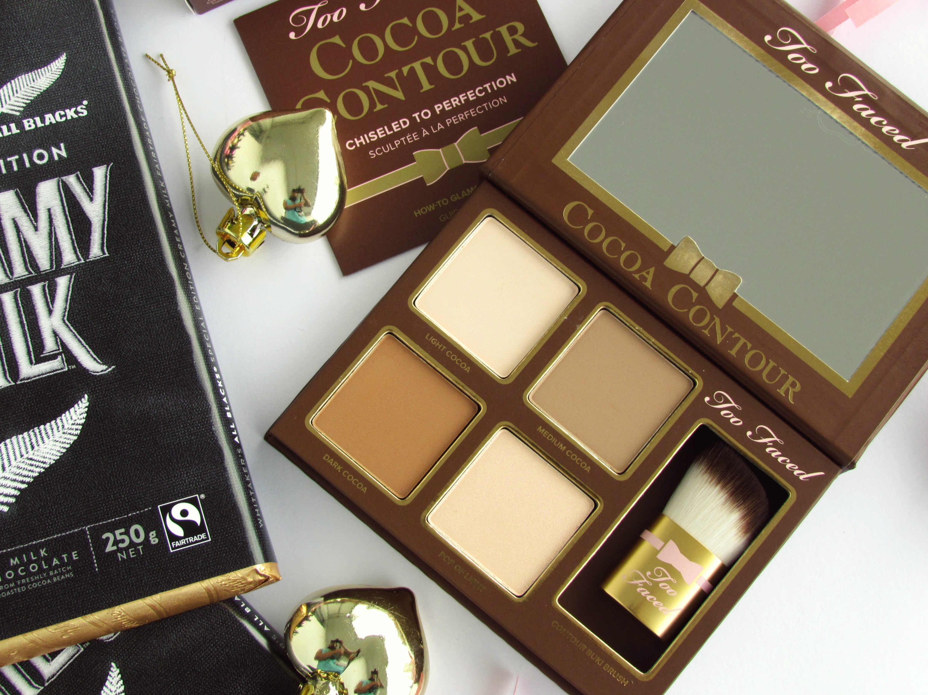 Too Faced Cocoa Contour Chiseled to Perfection Palette