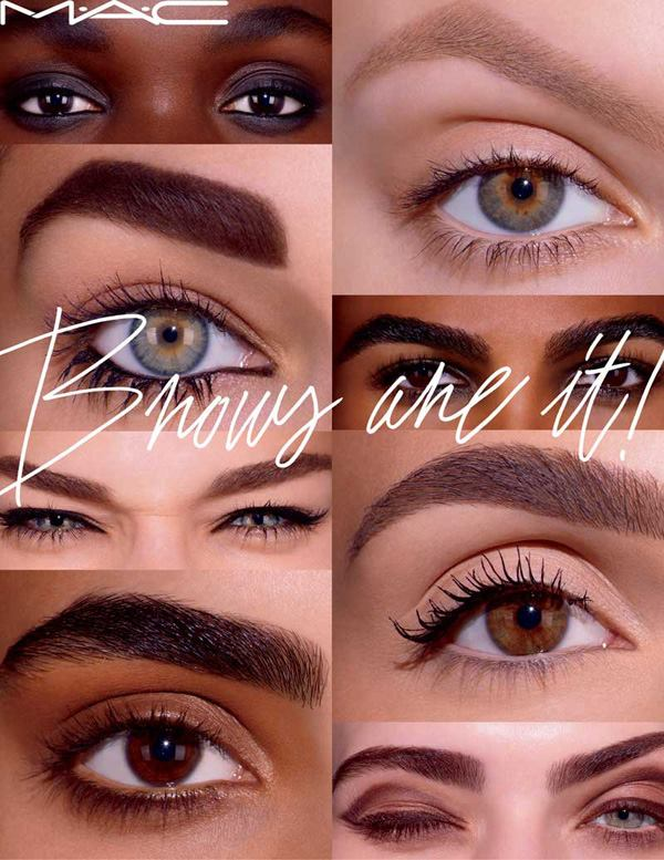 Introducing M∙A∙C Brows Are It!