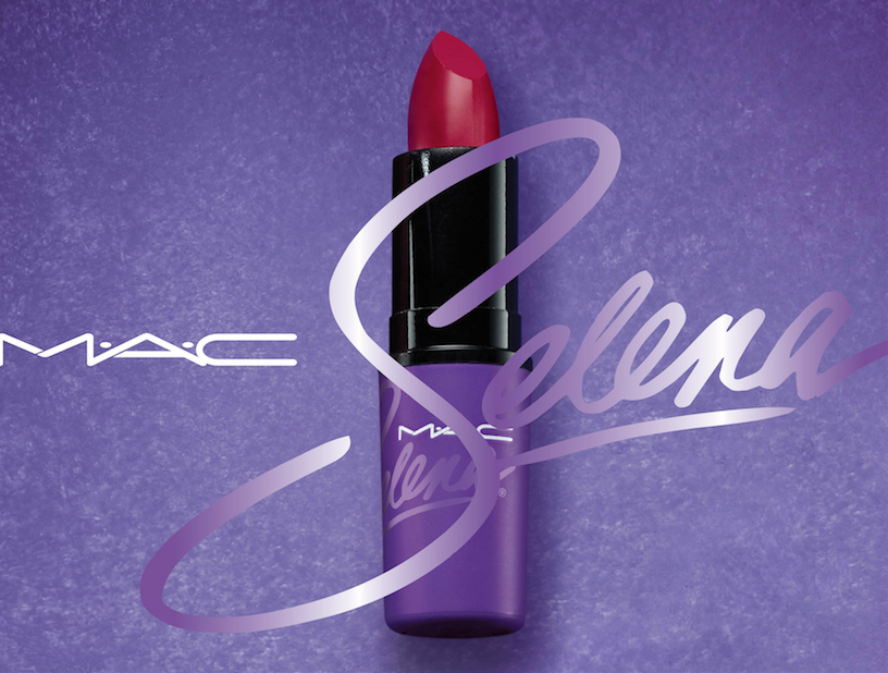 M∙A∙C COSMETICS ANNOUNCES #MACSelena
