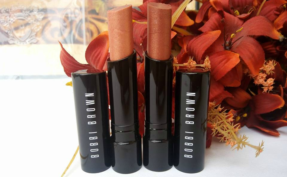 Bobbi Brown Beach Nudes Collection Sheer Lip Color – Pink Gold & Boho Bronze | Review