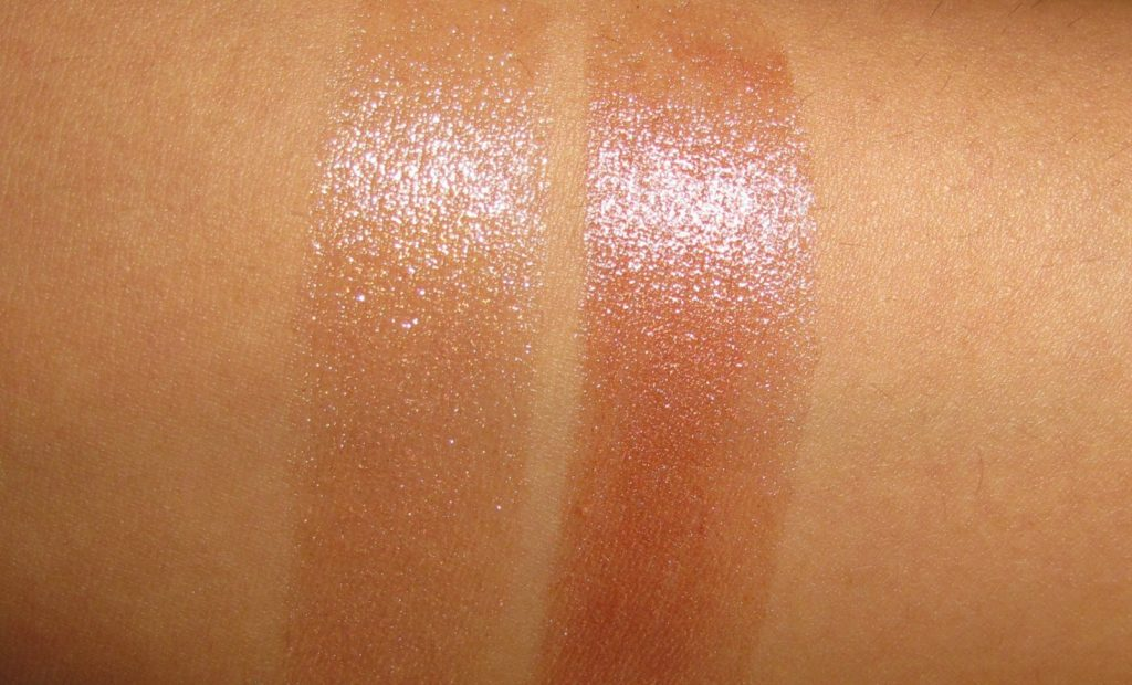 Bobbi Brown Beach Nudes Collection Sheer Lip Color swatches 005