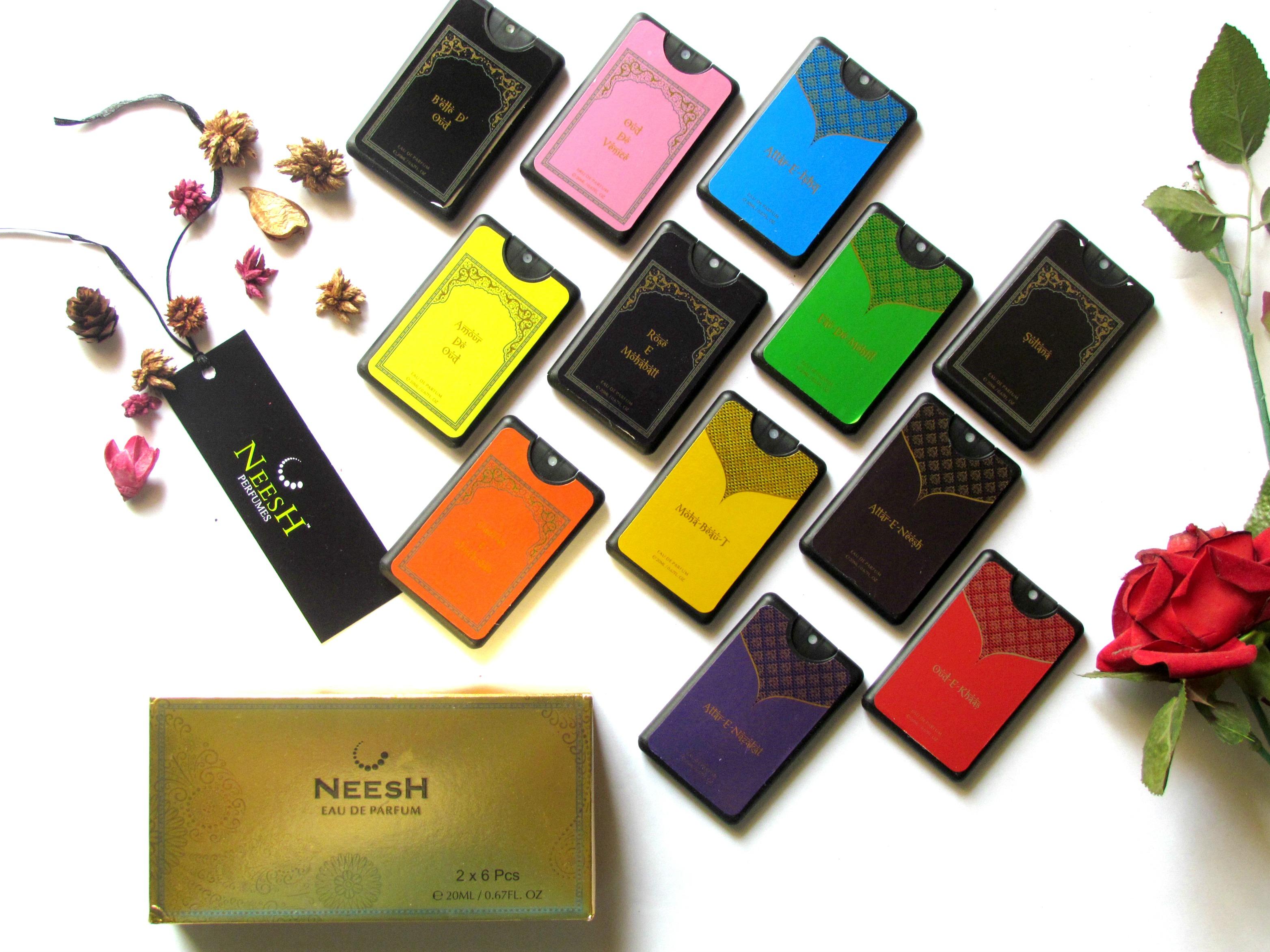 Pocket Perfumes in India – Introducing Neesh Perfumes