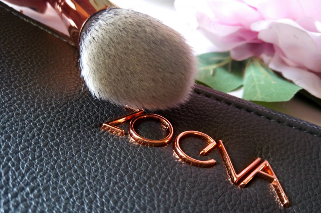 Zoeva rose golden vol 3 luxury brush set