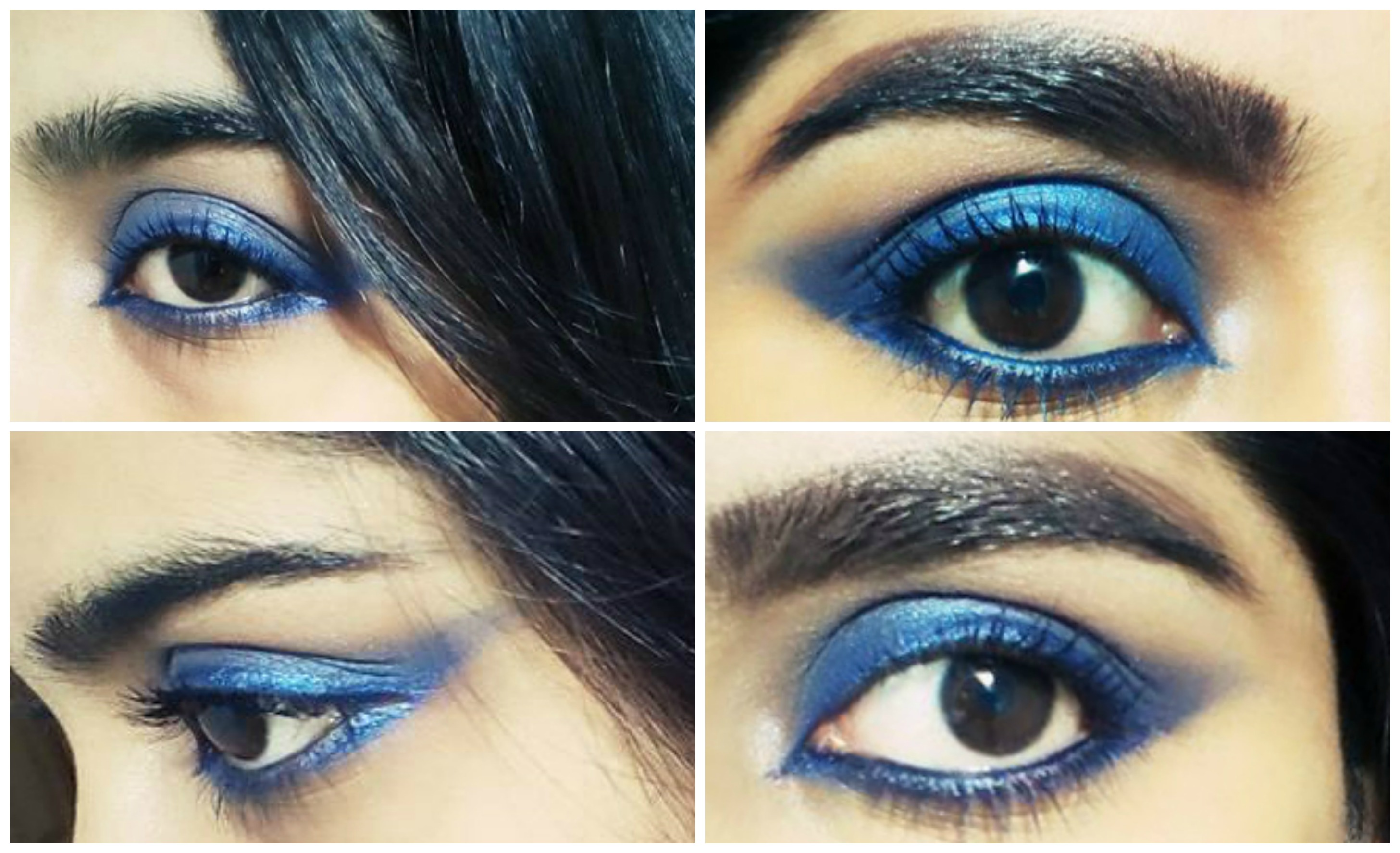 A quick #EyeLook using L'Oreal Paris products