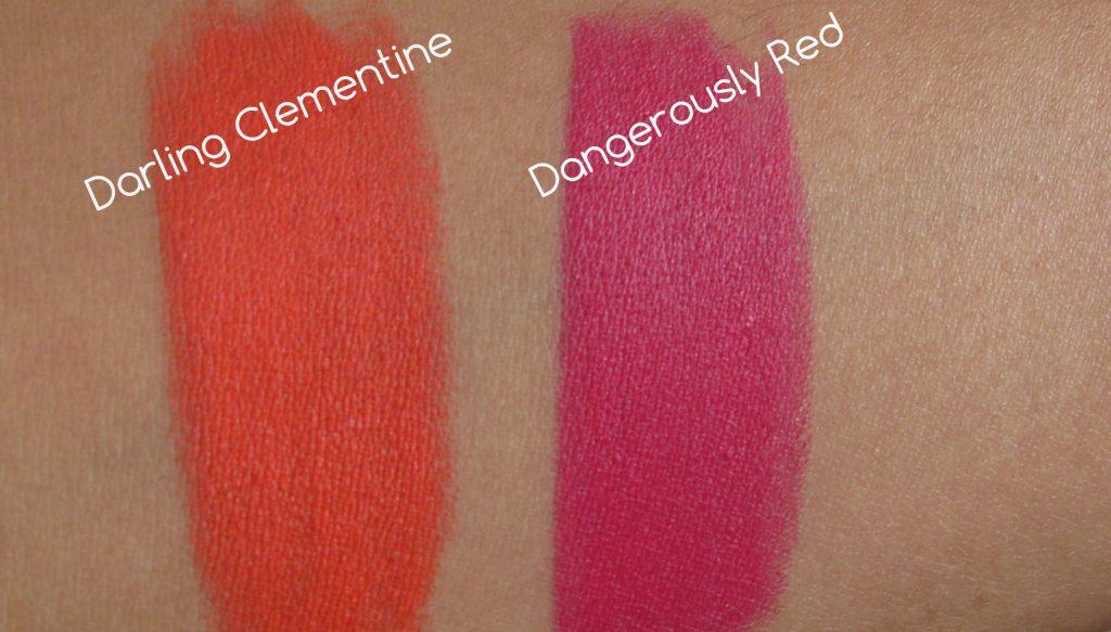 mac zac posen lipstick swatches