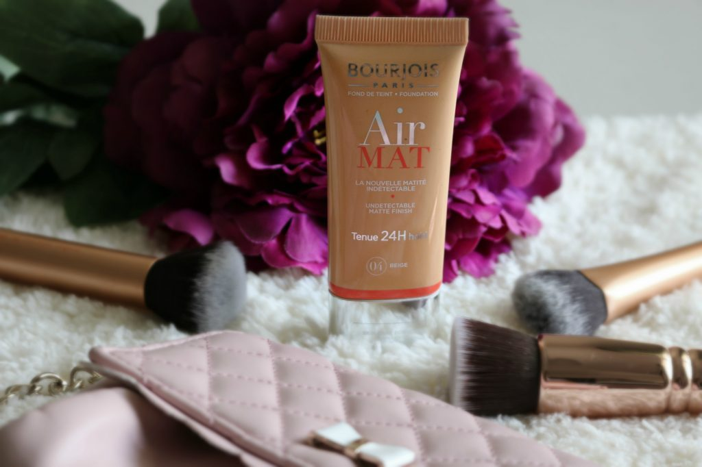 Bourjois Bourjois Air Mat foundation review