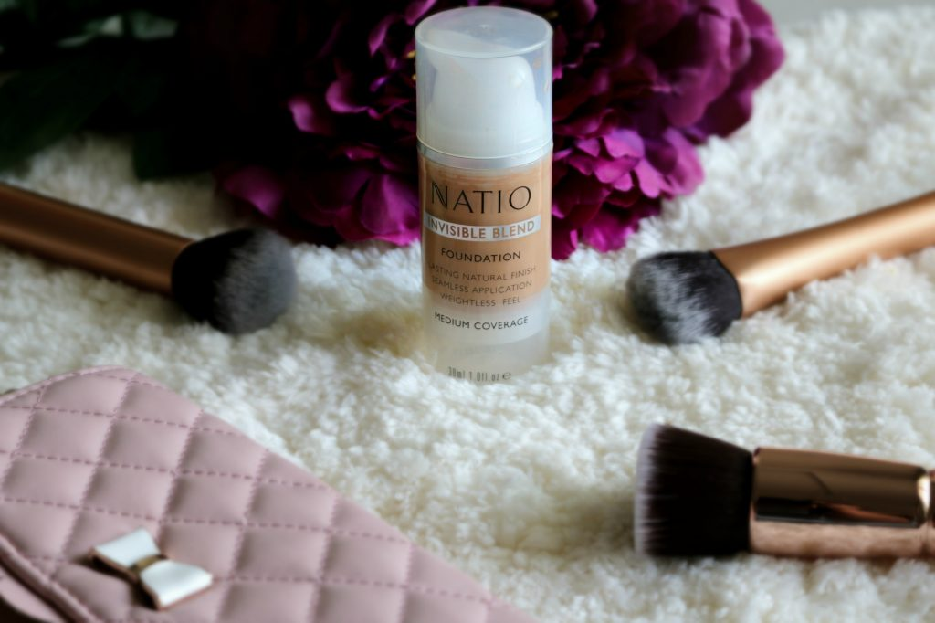 Natio Invisible Blend Foundation Review