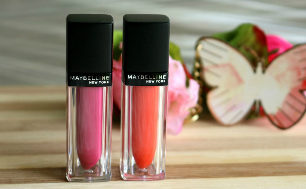 Maybelline Color Sensational Velvet Matte Lipstick Review