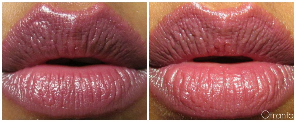 Tom Ford Soleil Collection Moisturecore Lip Colors - Otranto Swatch